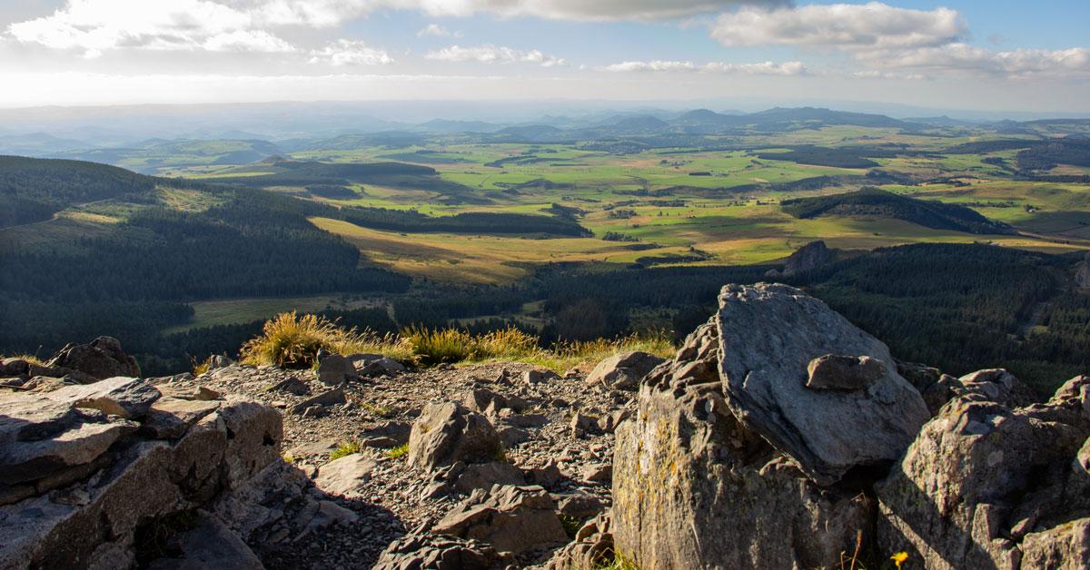 Quels sont les incontournables des monts d'Ardèche ?